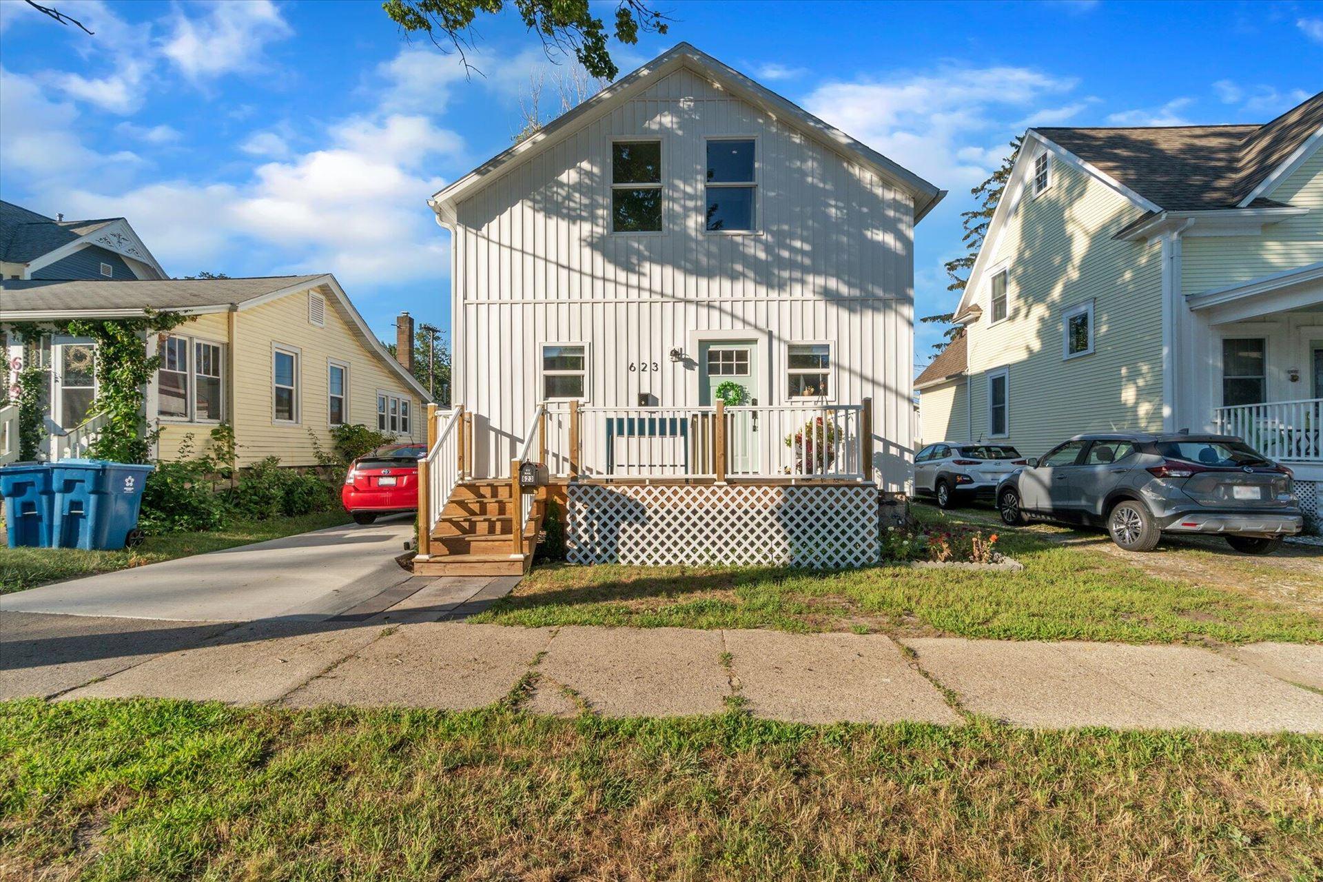 623 Fulton Street, Grand Haven, MI 49417 - MLS#: 21103524
