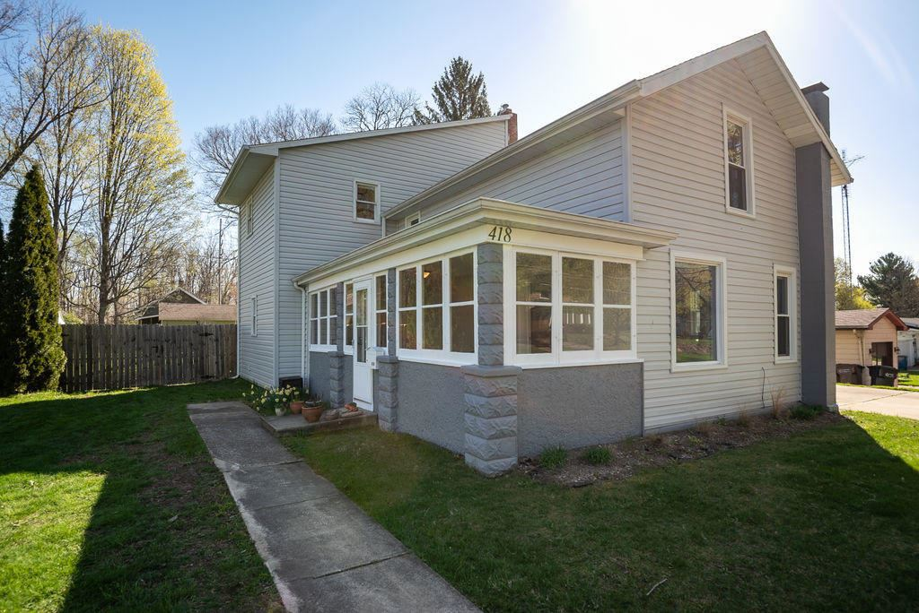 418 S Main Street, Berrien Springs, MI 49103 - MLS#: 21012530