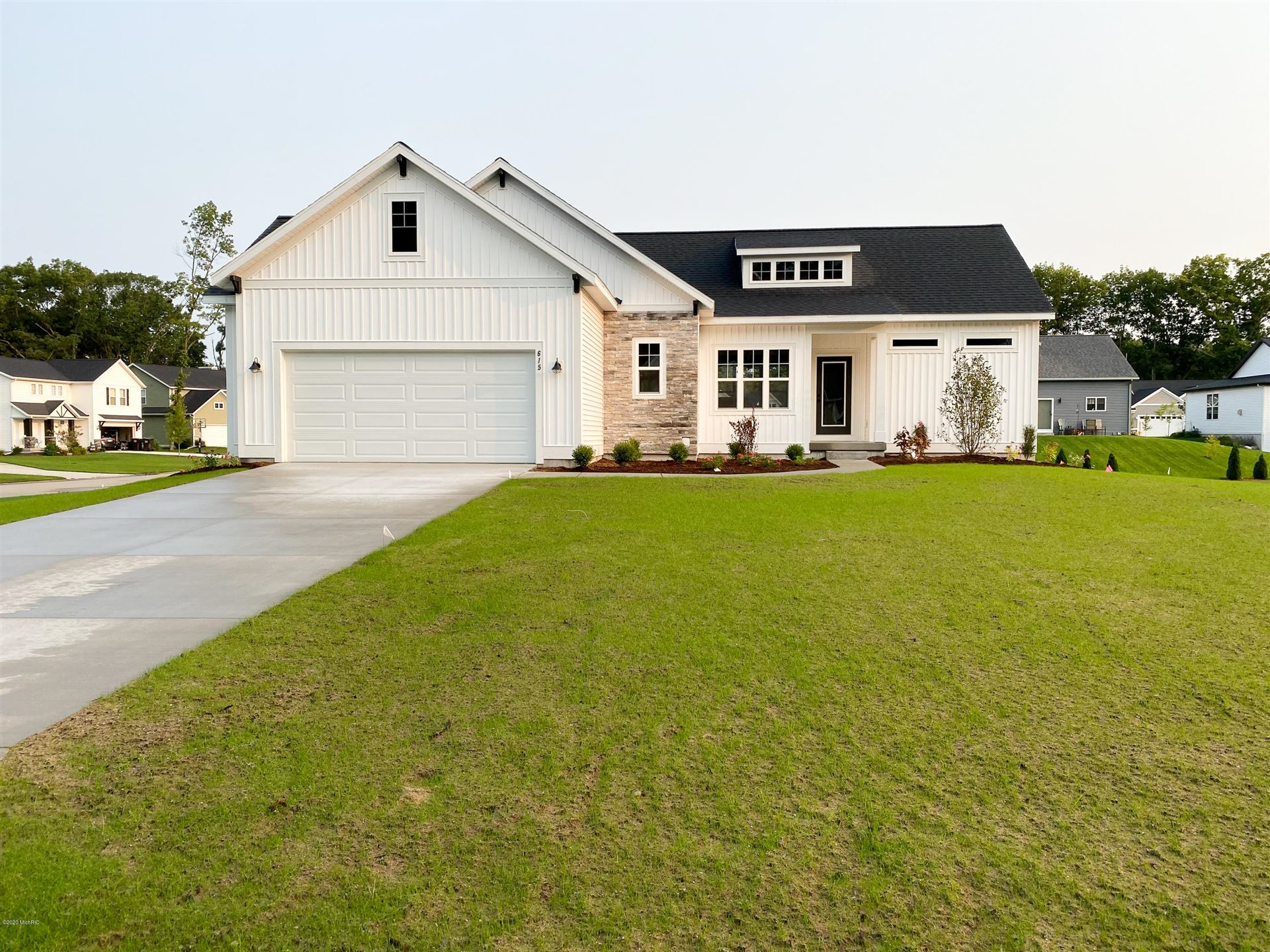 615 Lazy Oak Trail #40, Holland, MI 49424 - #: 20012536
