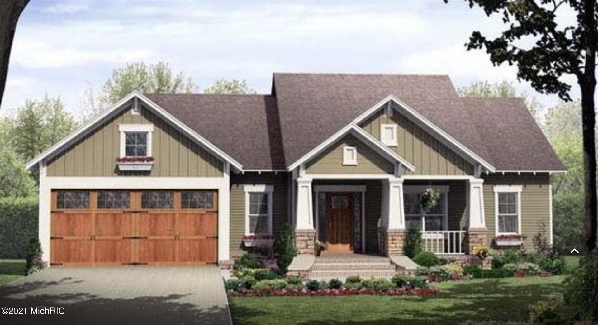 1114 N Jebavy Drive #NEW CONSTRUCTION, Ludington, MI 49431 - MLS#: 20050537