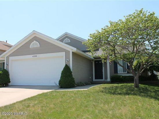 4559 Country Hill Drive SE, Kentwood, MI 49512 - #: 20012538