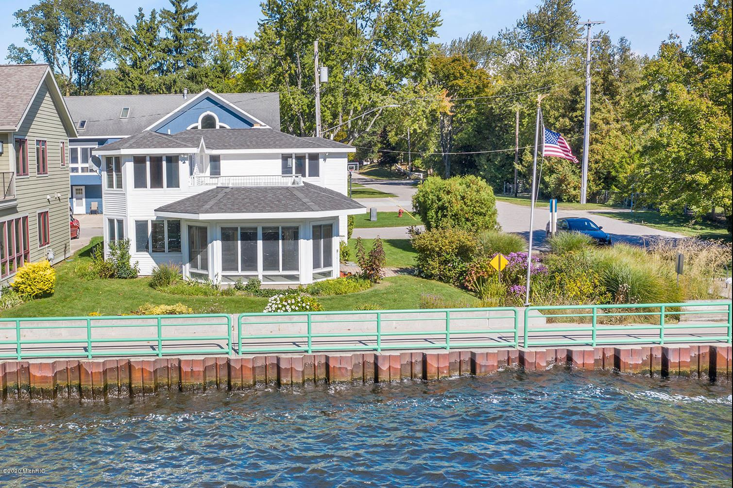 15 N Channel Lane, Pentwater, MI 49449 - MLS#: 20043538
