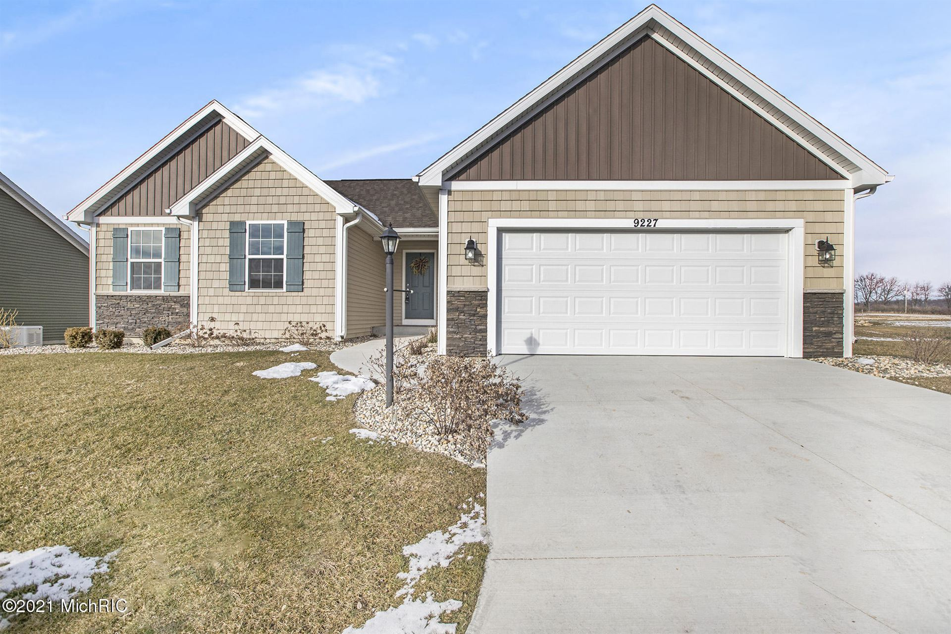 9227 Cottage Gate #30, Richland, MI 49083 - MLS#: 20025540