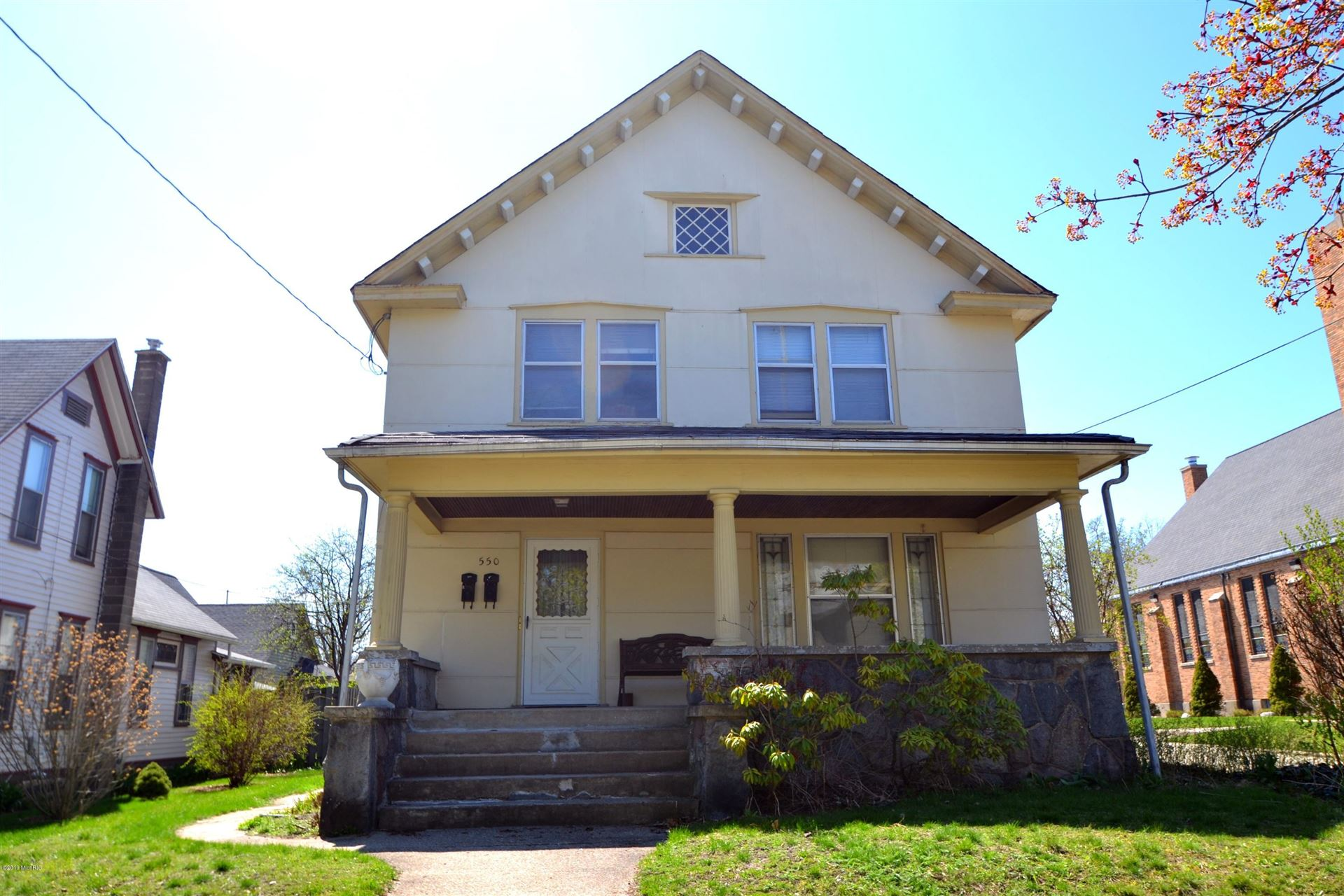 550 Crescent Street NE, Grand Rapids, MI 49503 - MLS#: 20033544
