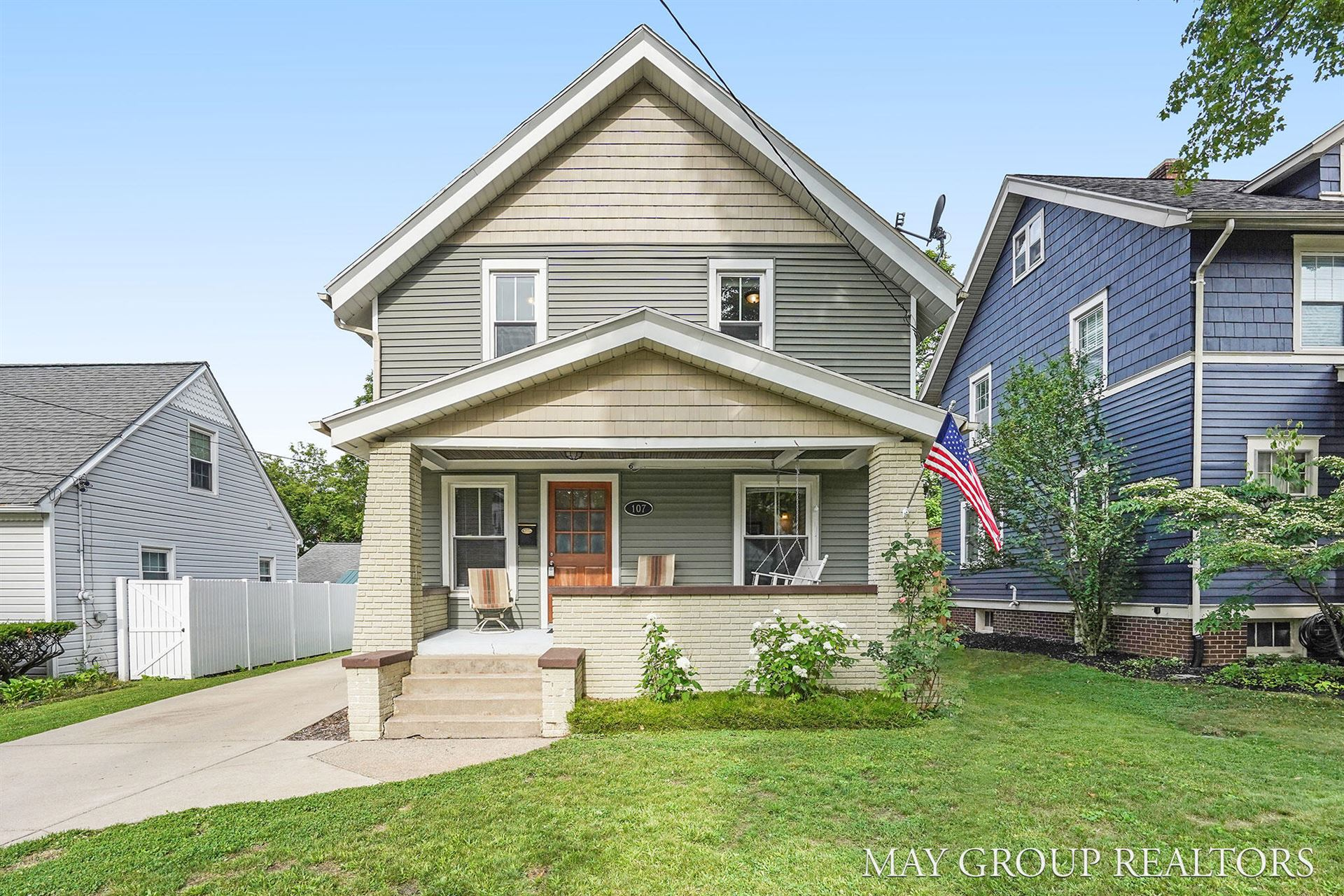 107 Lowell Avenue NE, Grand Rapids, MI 49503 - MLS#: 21024544