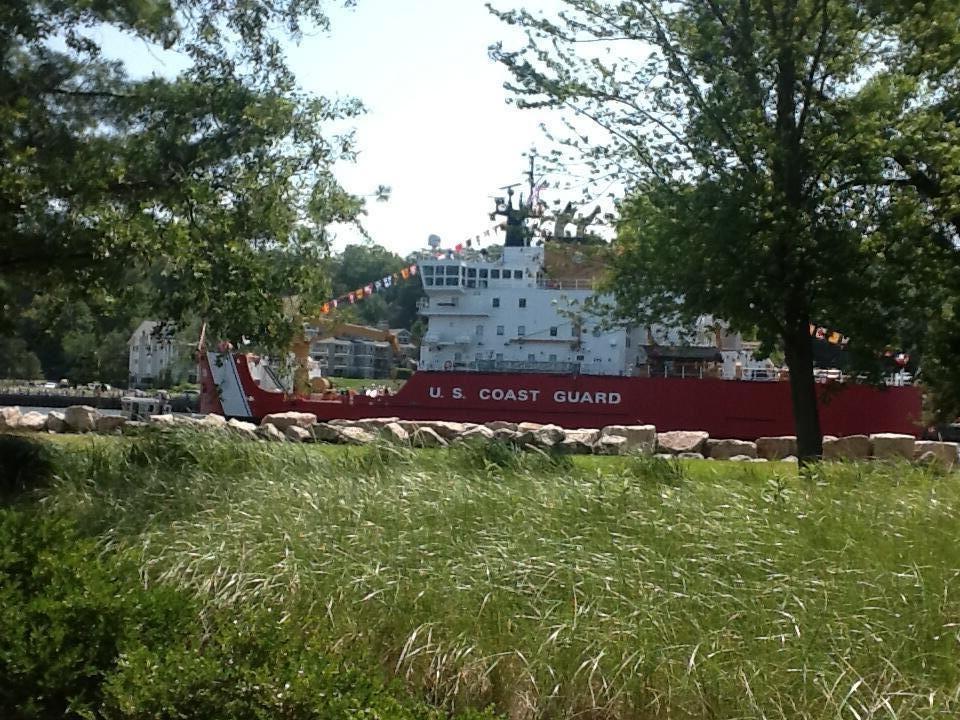 Photo of 20056 North Shore Drive, Spring Lake, MI 49456 (MLS # 19042545)