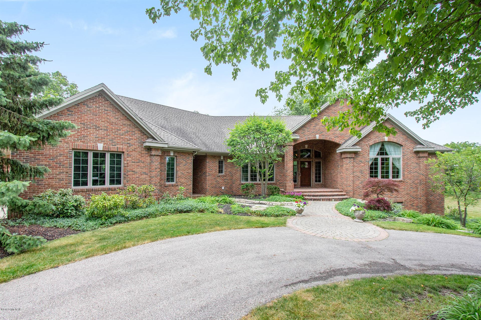 2179 Knapp Meadow Lane NE, Ada, MI 49301 - MLS#: 20028546