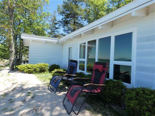 Photo of 3101 N Lakeshore Drive, Mears, MI 49436 (MLS # 20021547)