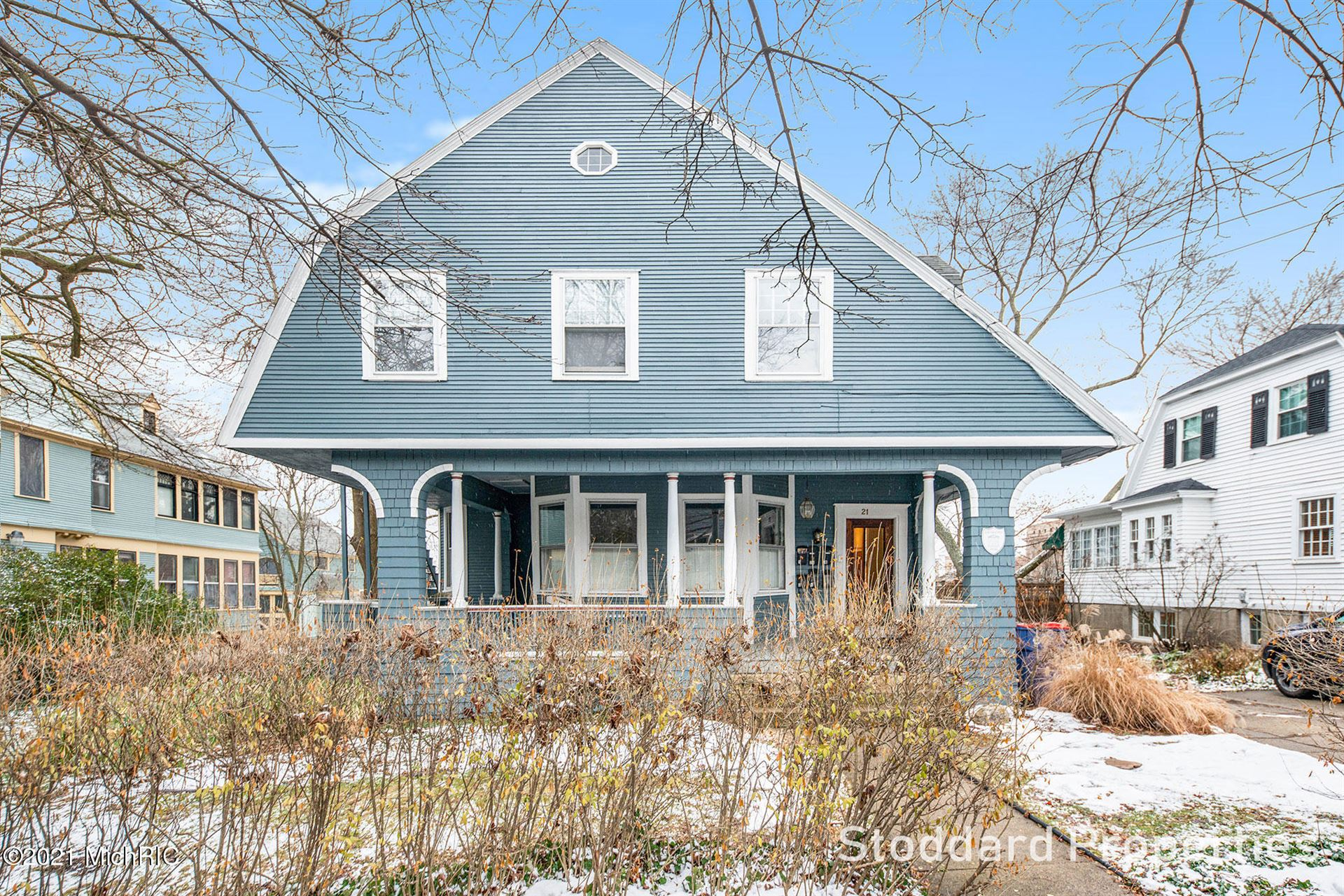 21 Prospect Avenue SE, Grand Rapids, MI 49503 - MLS#: 21002549