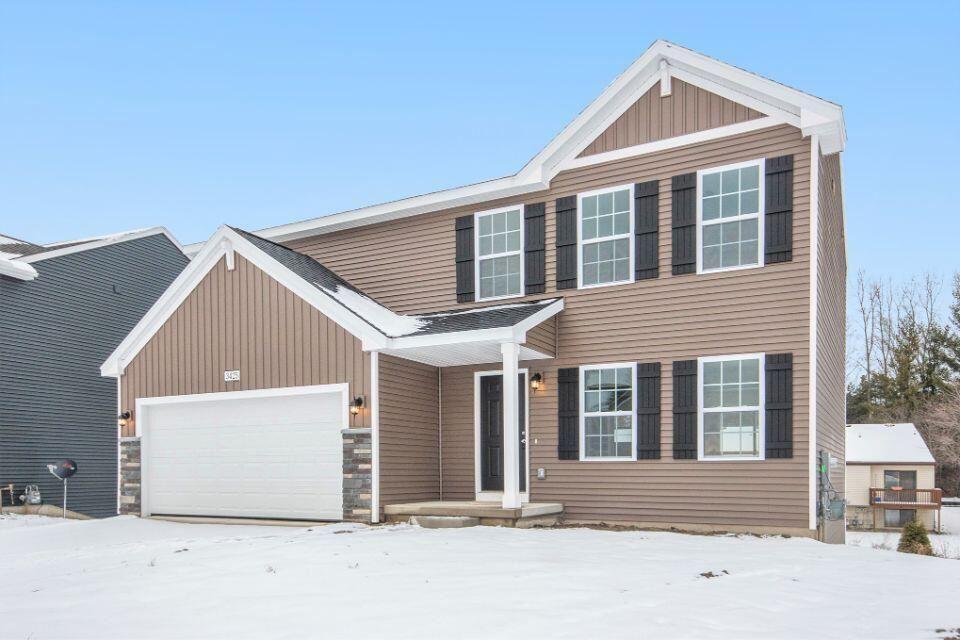 420 Oak View Drive, Middleville, MI 49333 - MLS#: 21097553