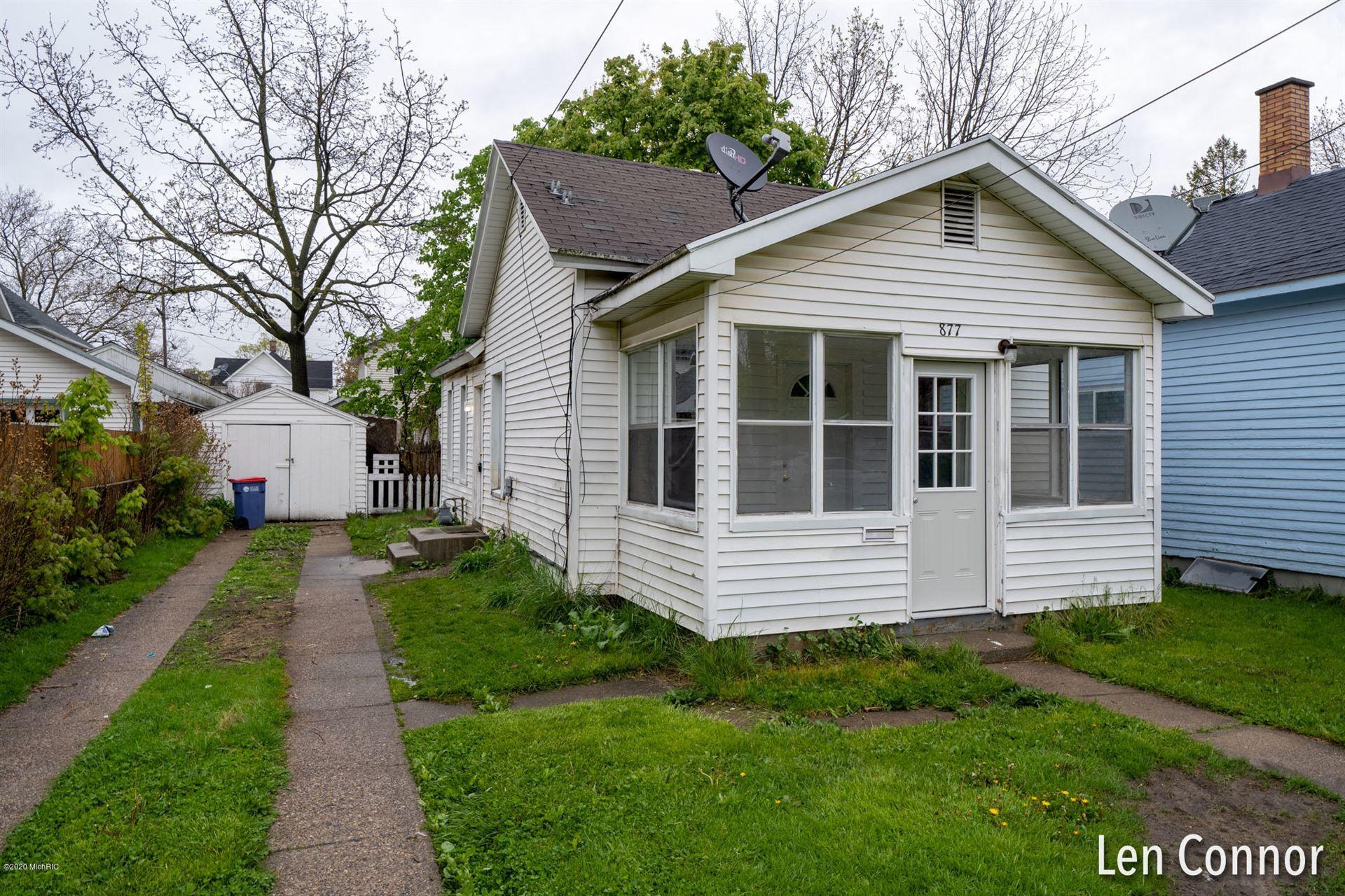 877 4th Street NW, Grand Rapids, MI 49504 - MLS#: 20016556