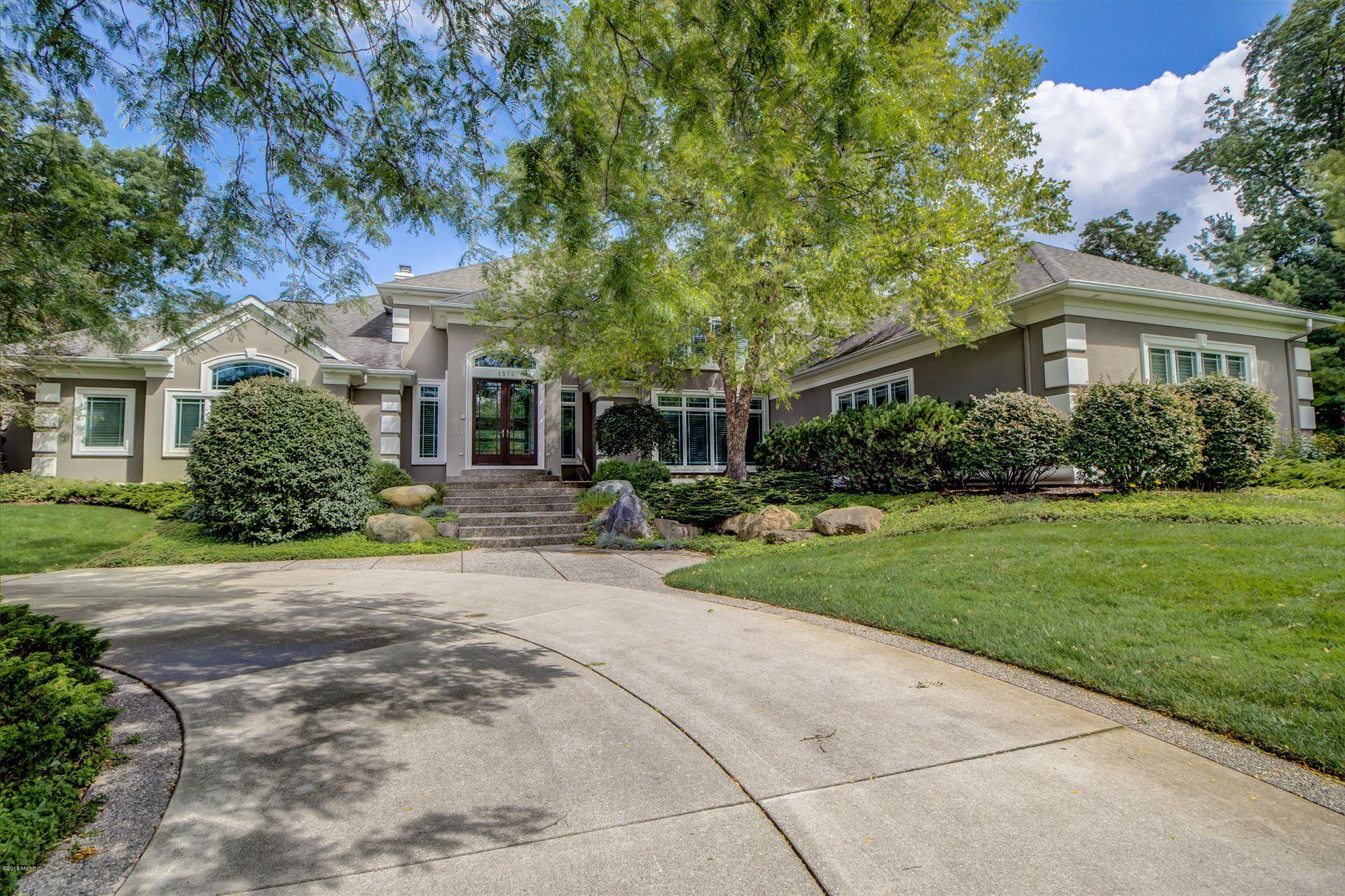 1370 Old Oak Hill Drive, Ada, MI 49301 - MLS#: 21013556