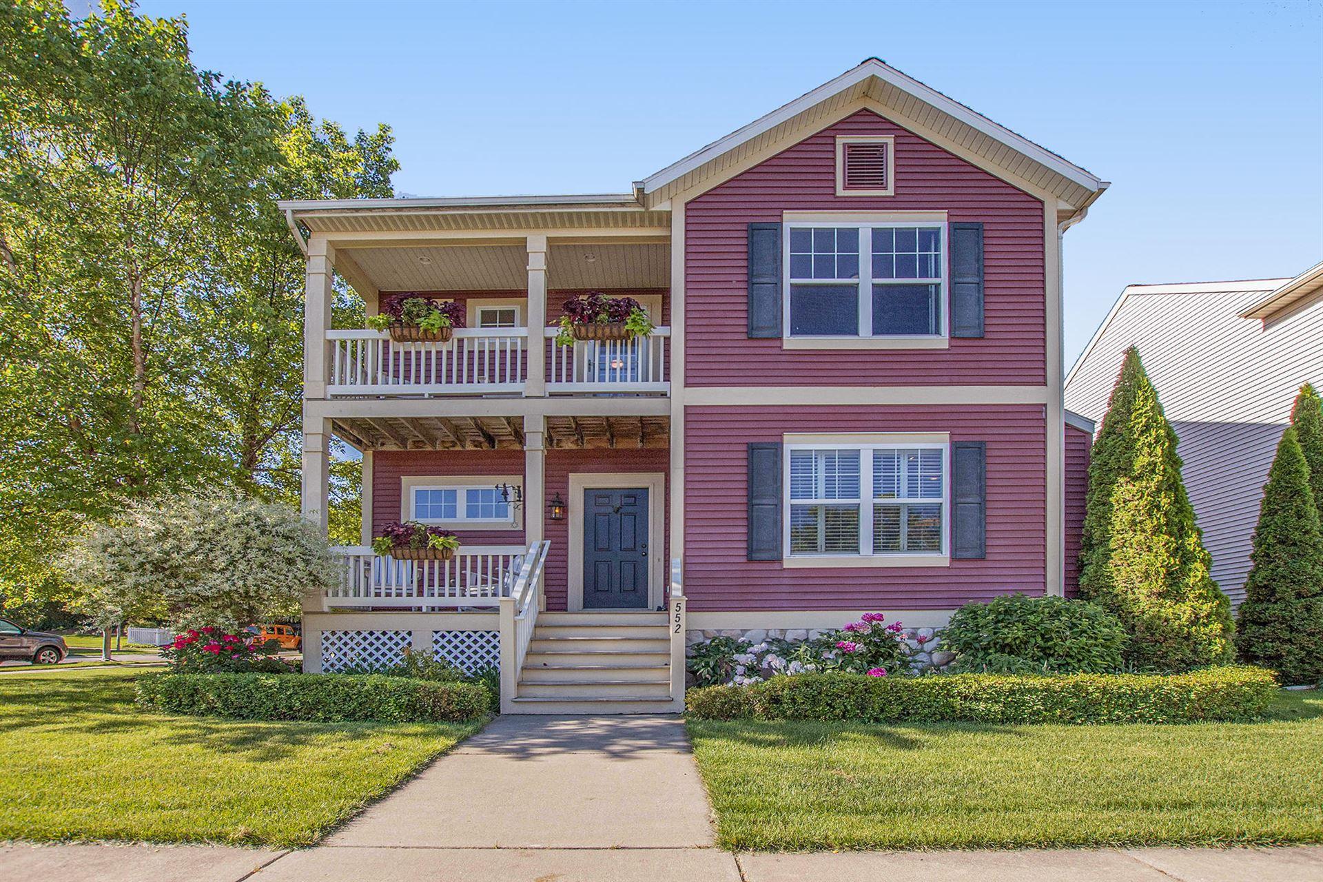 552 Blackstone Street, Holland, MI 49423 - MLS#: 21022558