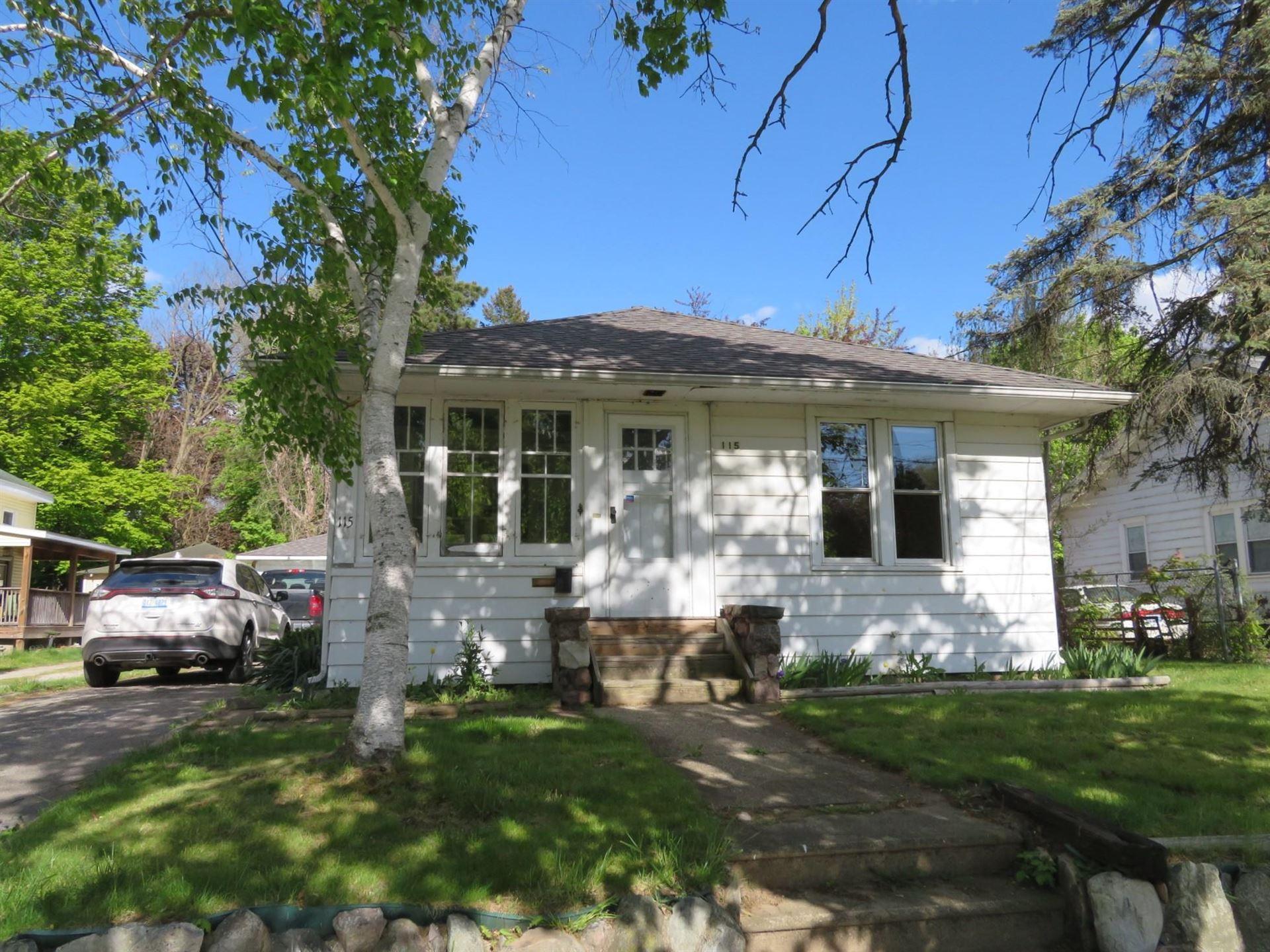 115 Wood Street, Three Rivers, MI 49093 - MLS#: 21017561