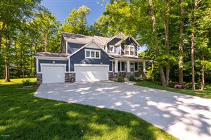Photo of 10317 Mesic Drive, West Olive, MI 49460 (MLS # 19026564)