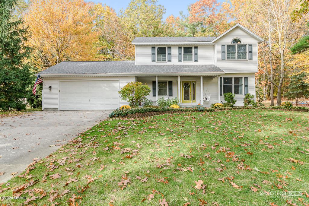 3058 Pleasantwood Drive, Fruitport, MI 49415 - #: 20045564