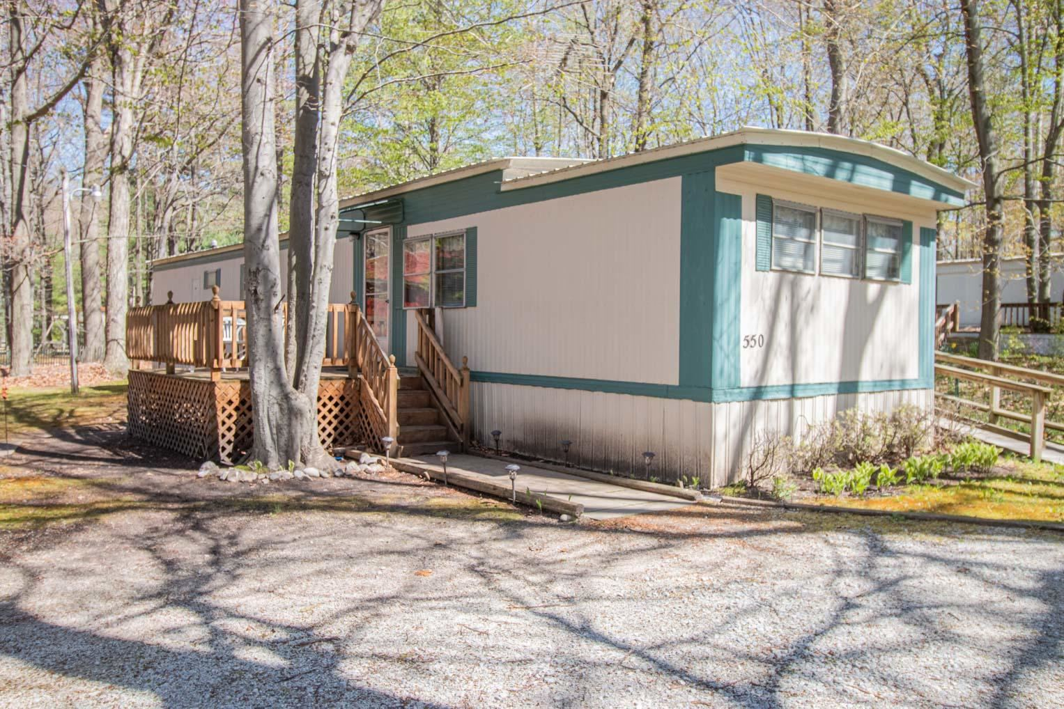 550 N Spencer Road, Mears, MI 49436 - MLS#: 21006564
