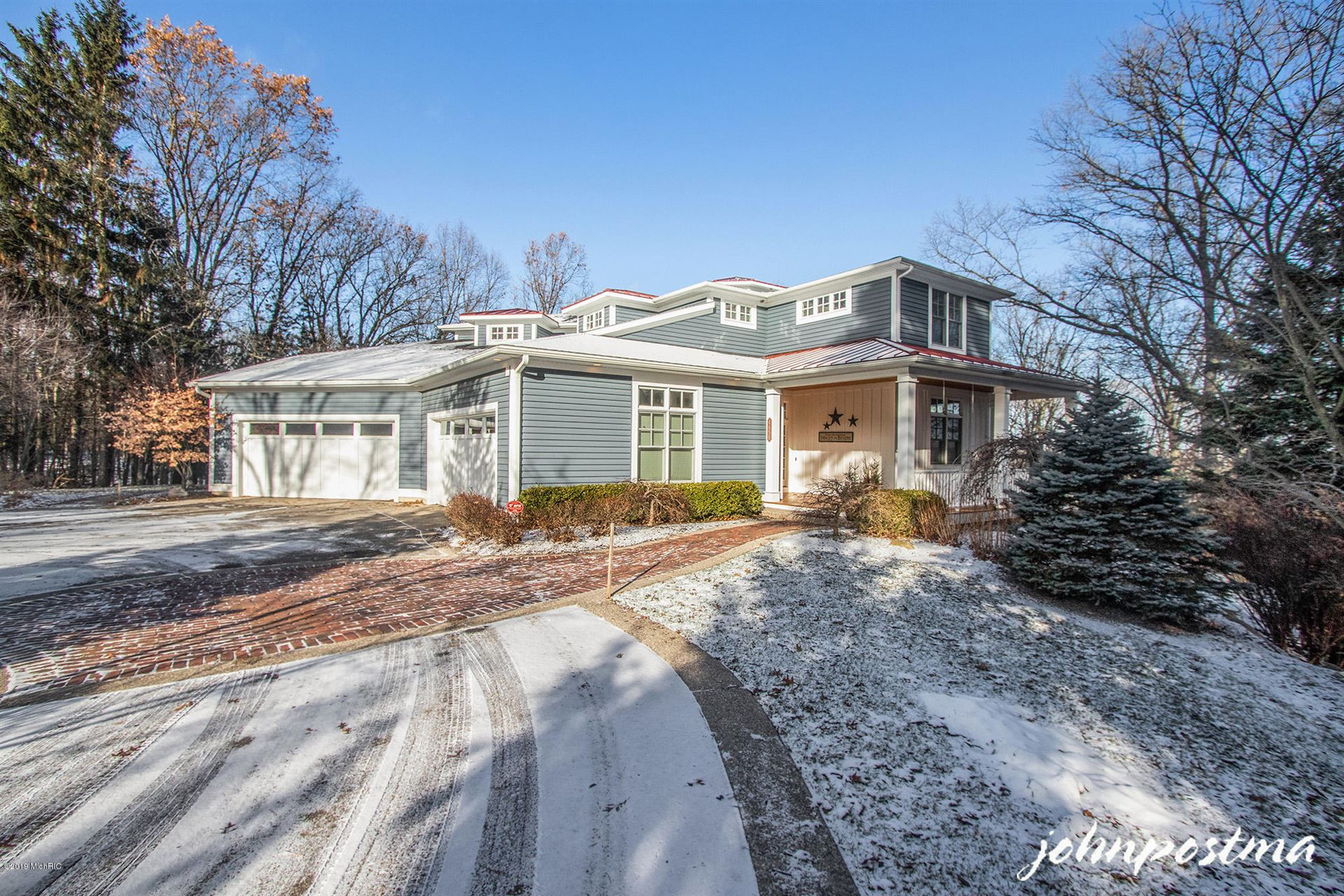 4450 Mystic Ridge Court NE, Grand Rapids, MI 49525 - #: 19004569