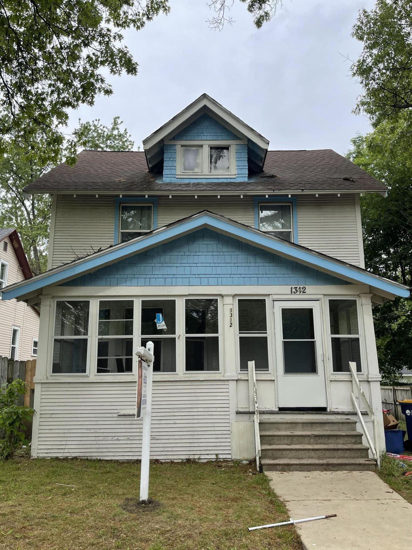 1312 Eastern Avenue SE, Grand Rapids, MI 49507 - MLS#: 21019569