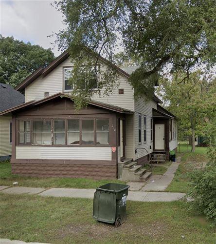 Photo of 280 Mason Avenue, Muskegon, MI 49441 (MLS # 21106570)