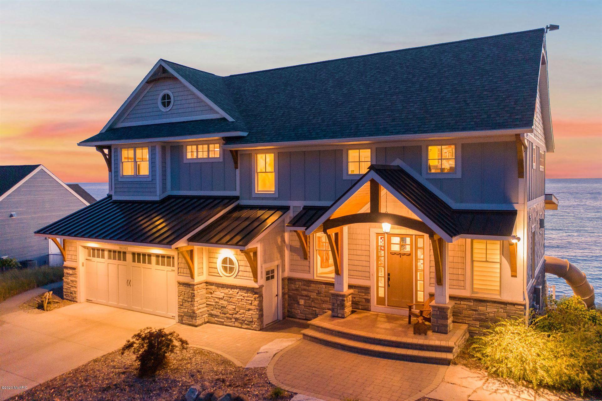 18085 N Shore Estates Road, Spring Lake, MI 49456 - MLS#: 20042571