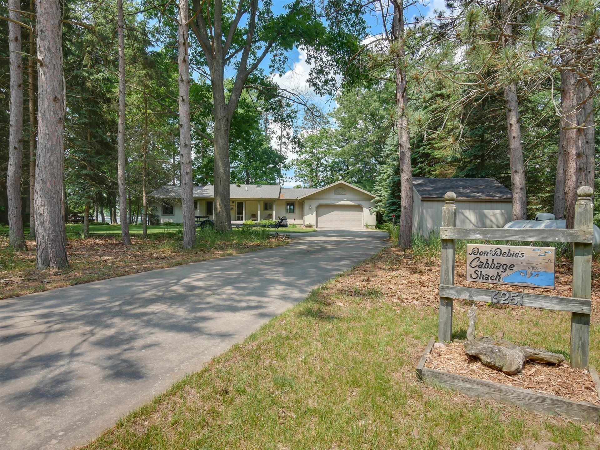 6251 N Big Pine Drive, Irons, MI 49644 - MLS#: 21022573