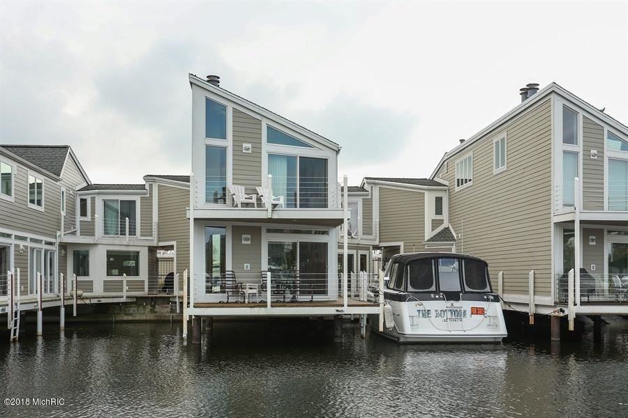 47 Harbor Isle Drive #47, New Buffalo, MI 49117 - MLS#: 18047575