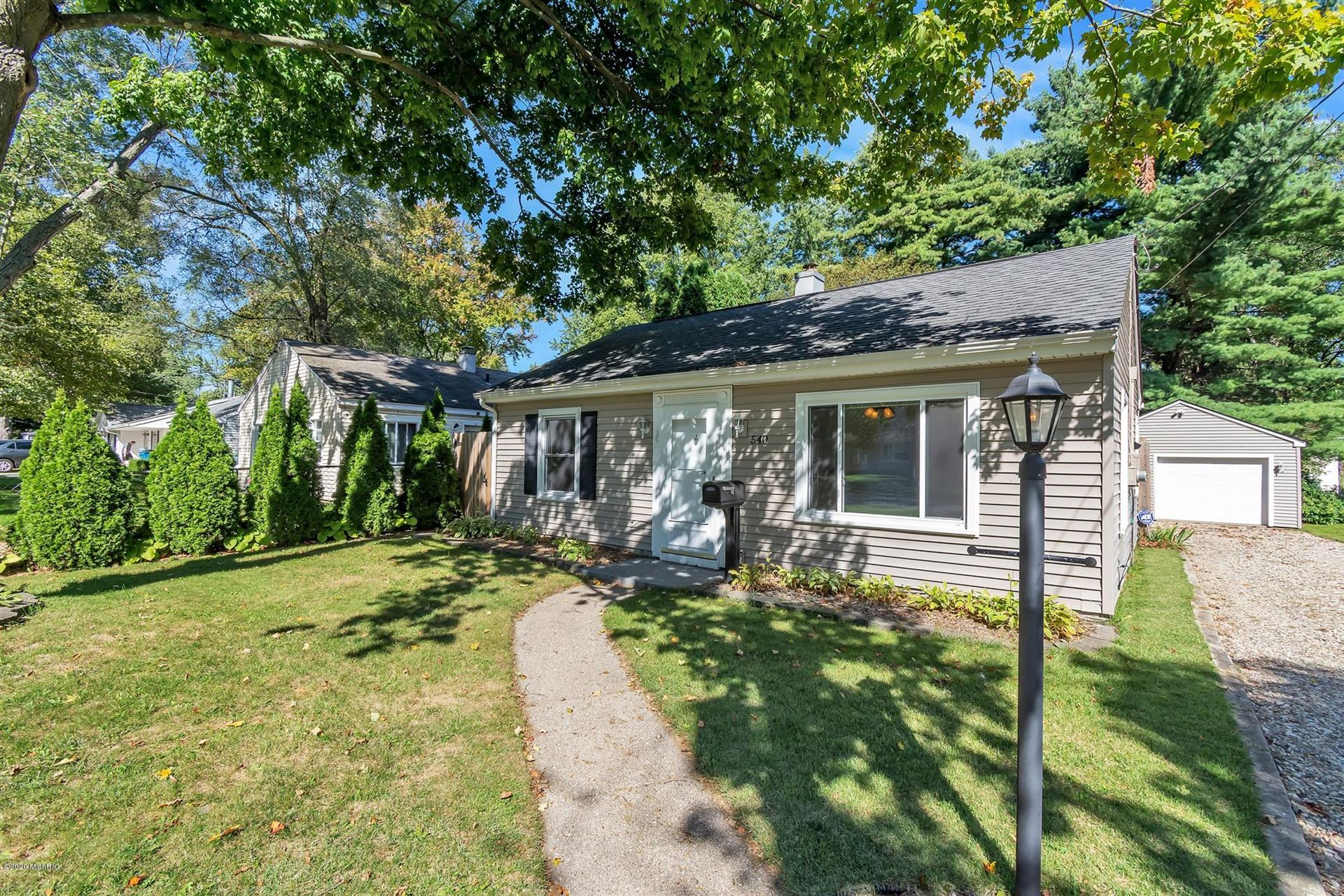540 Pleasant Avenue, Kalamazoo, MI 49008 - MLS#: 20039576