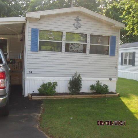 1565 Lot 34 N M-63 Highway, Benton Harbor, MI 49022 - MLS#: 21099577