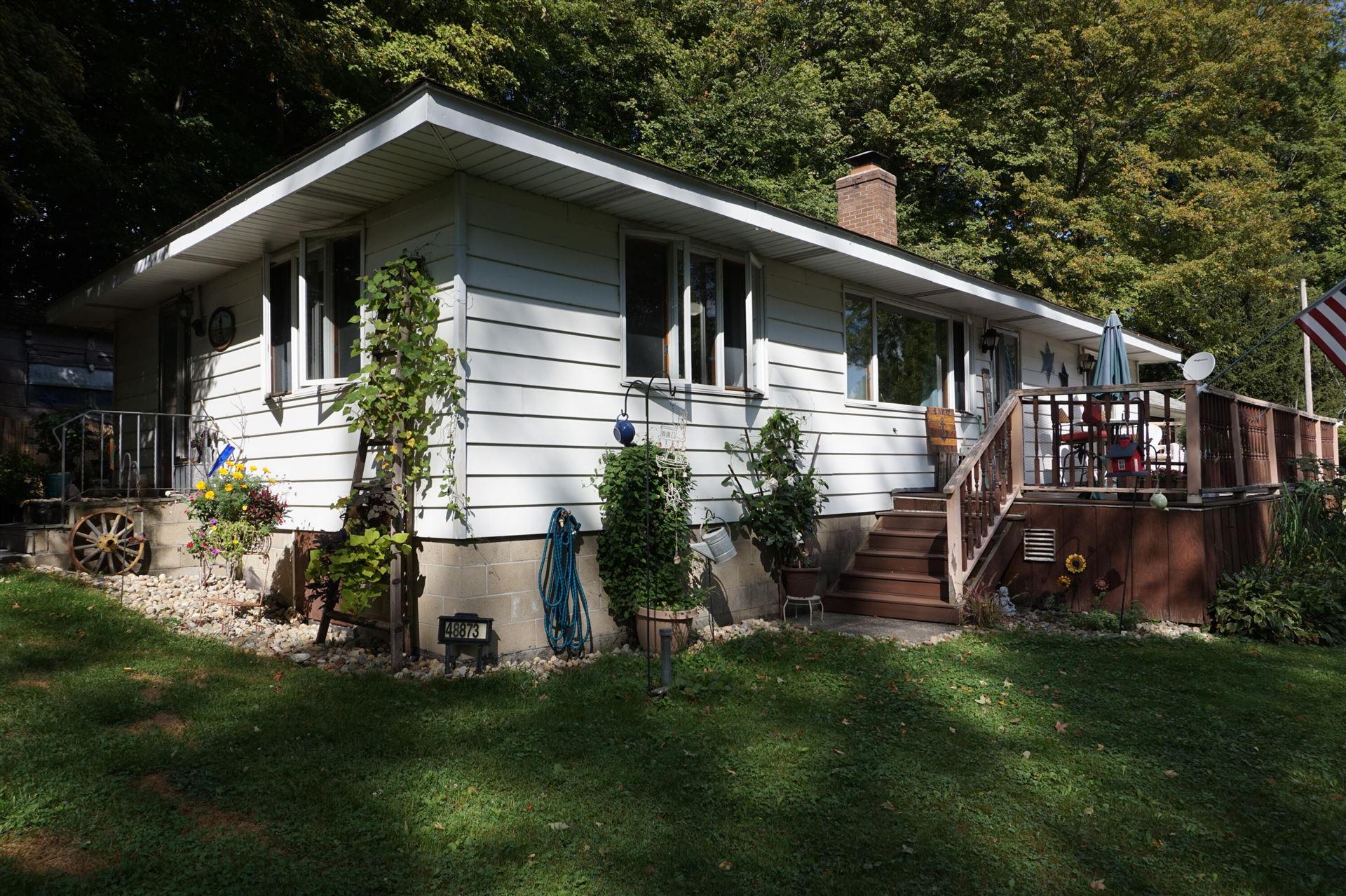 48873 Rush Lake Road, Hartford, MI 49057 - MLS#: 21106579