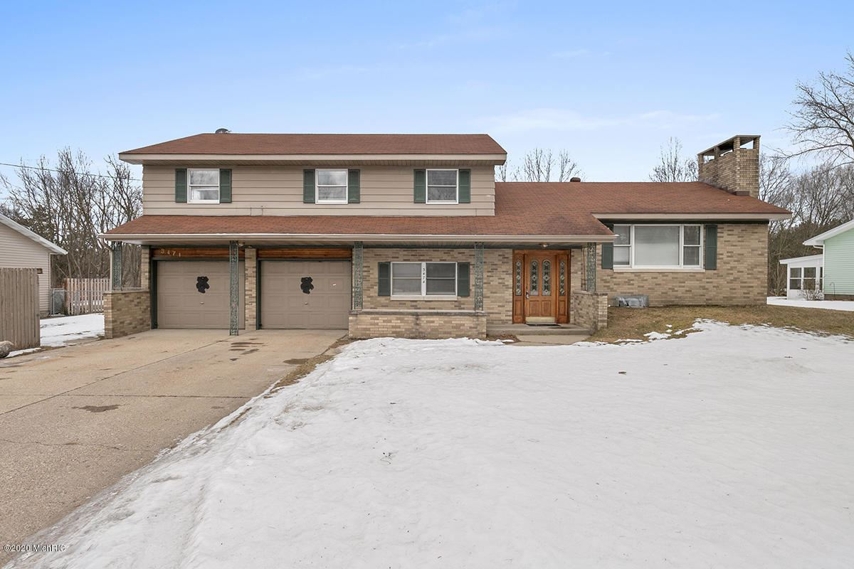 3474 Valley View Drive, Muskegon, MI 49444 - #: 20007580