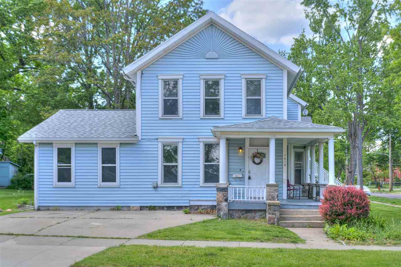 1414 HOMEWILD, Jackson, MI 49202 - MLS#: 21040580