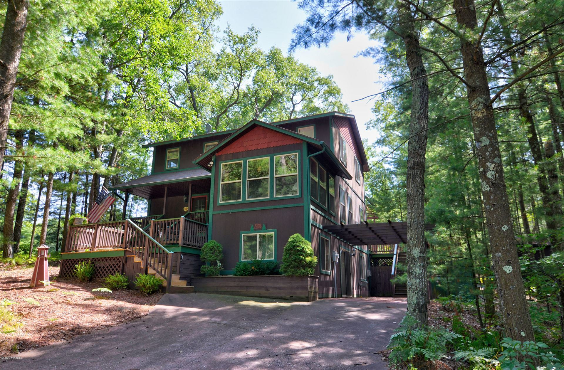 5526 Longbridge Road, Pentwater, MI 49449 - MLS#: 20034581