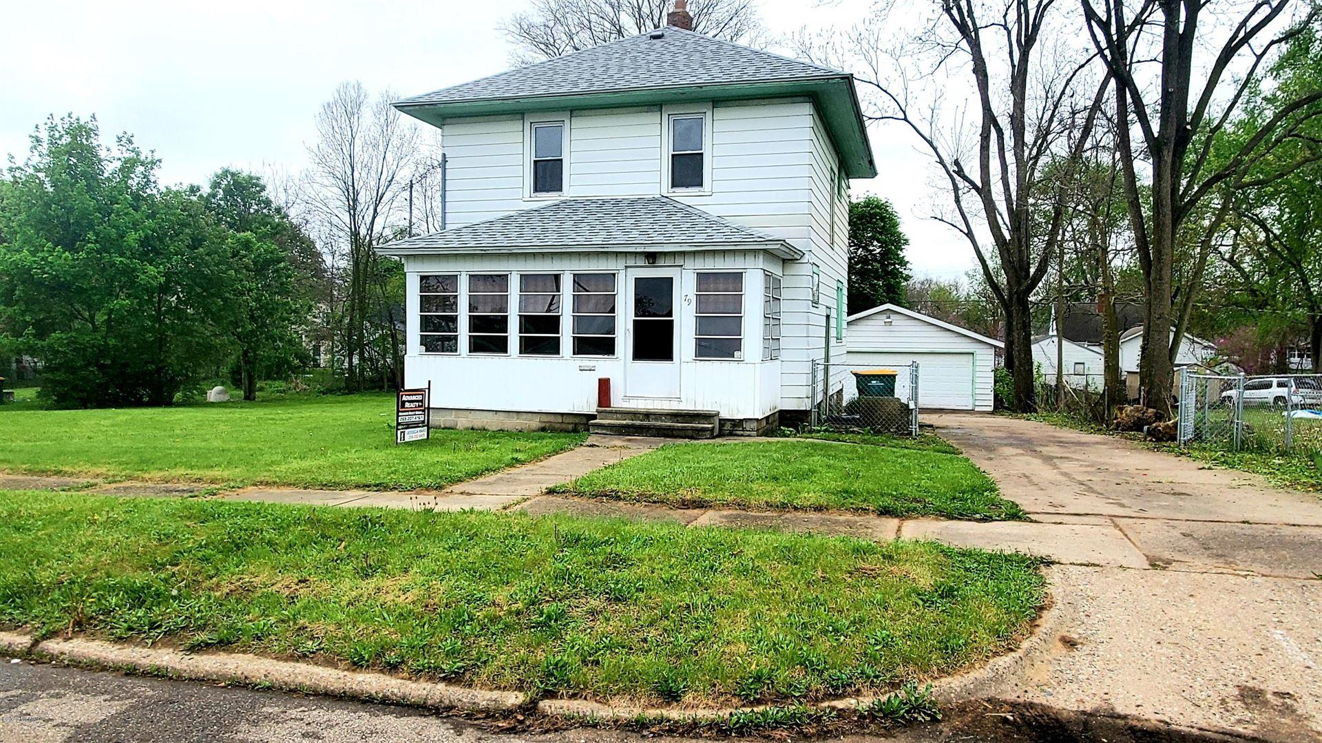 79 Plymouth Street, Battle Creek, MI 49037 - MLS#: 20017582