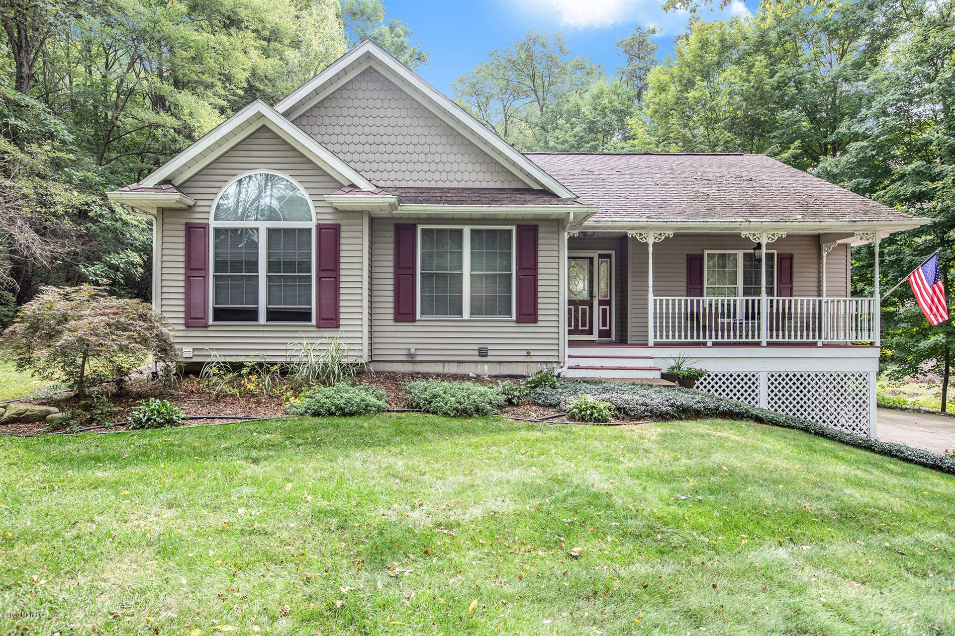 10380 Corey Bluff Road, Three Rivers, MI 49093 - MLS#: 20038586