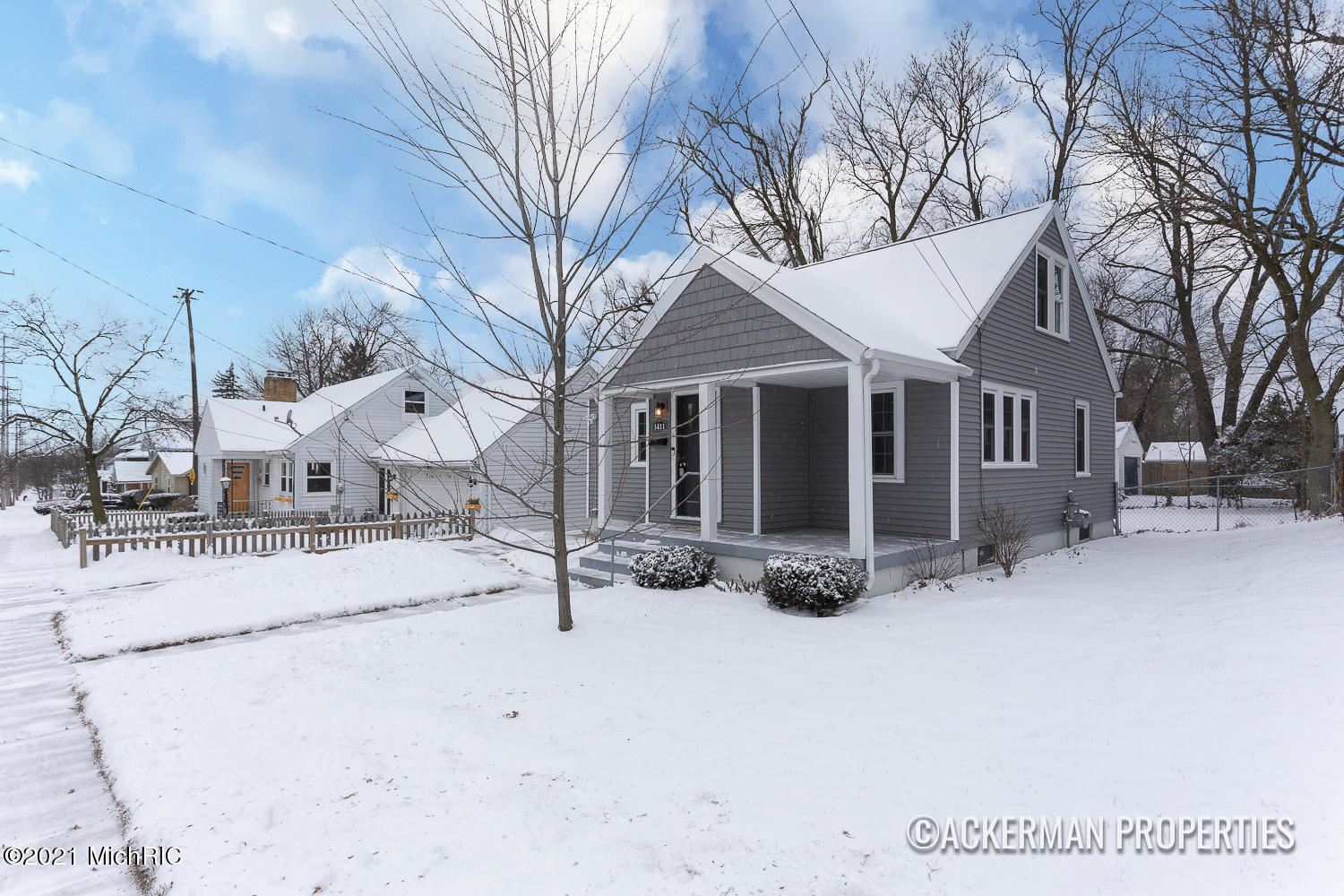 1411 Boston Street SE, Grand Rapids, MI 49507 - MLS#: 21002588