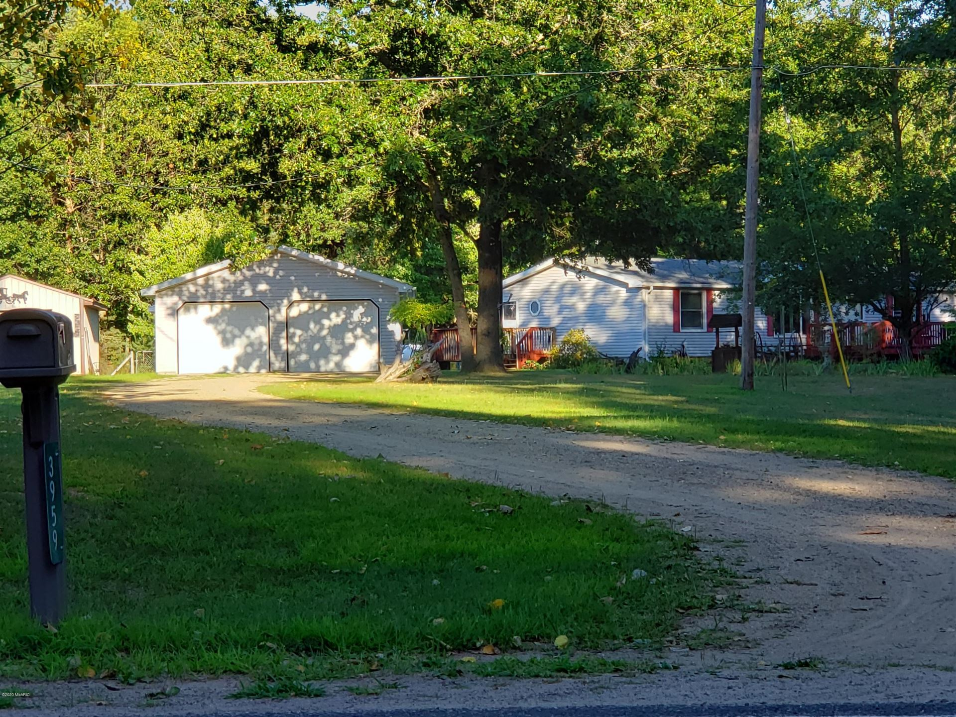 3959 Johnson Road, Gowen, MI 49326 - MLS#: 20033601