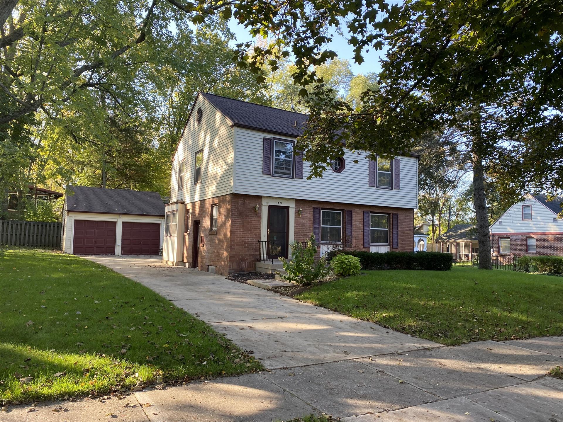 2540 Albert Drive SE, East Grand Rapids, MI 49506 - MLS#: 21111604