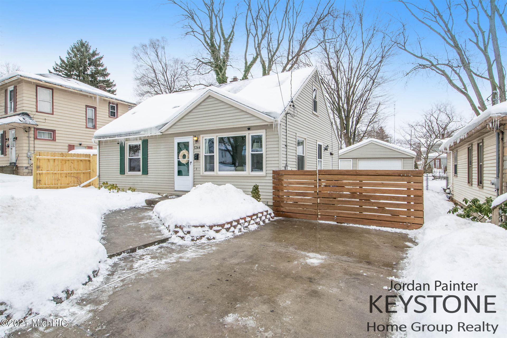1344 Mayfield Avenue NE, Grand Rapids, MI 49505 - MLS#: 21005605