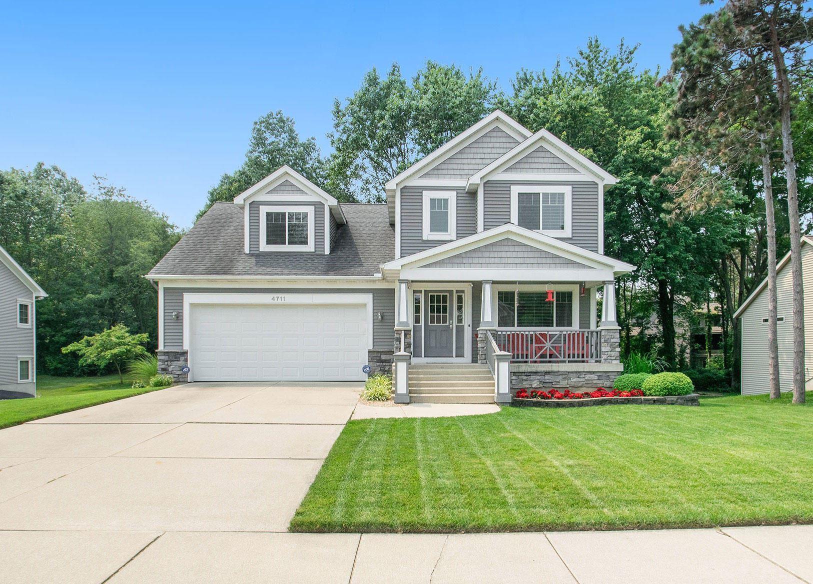 4711 Ridgeline Drive NE, Grand Rapids, MI 49525 - MLS#: 21094608