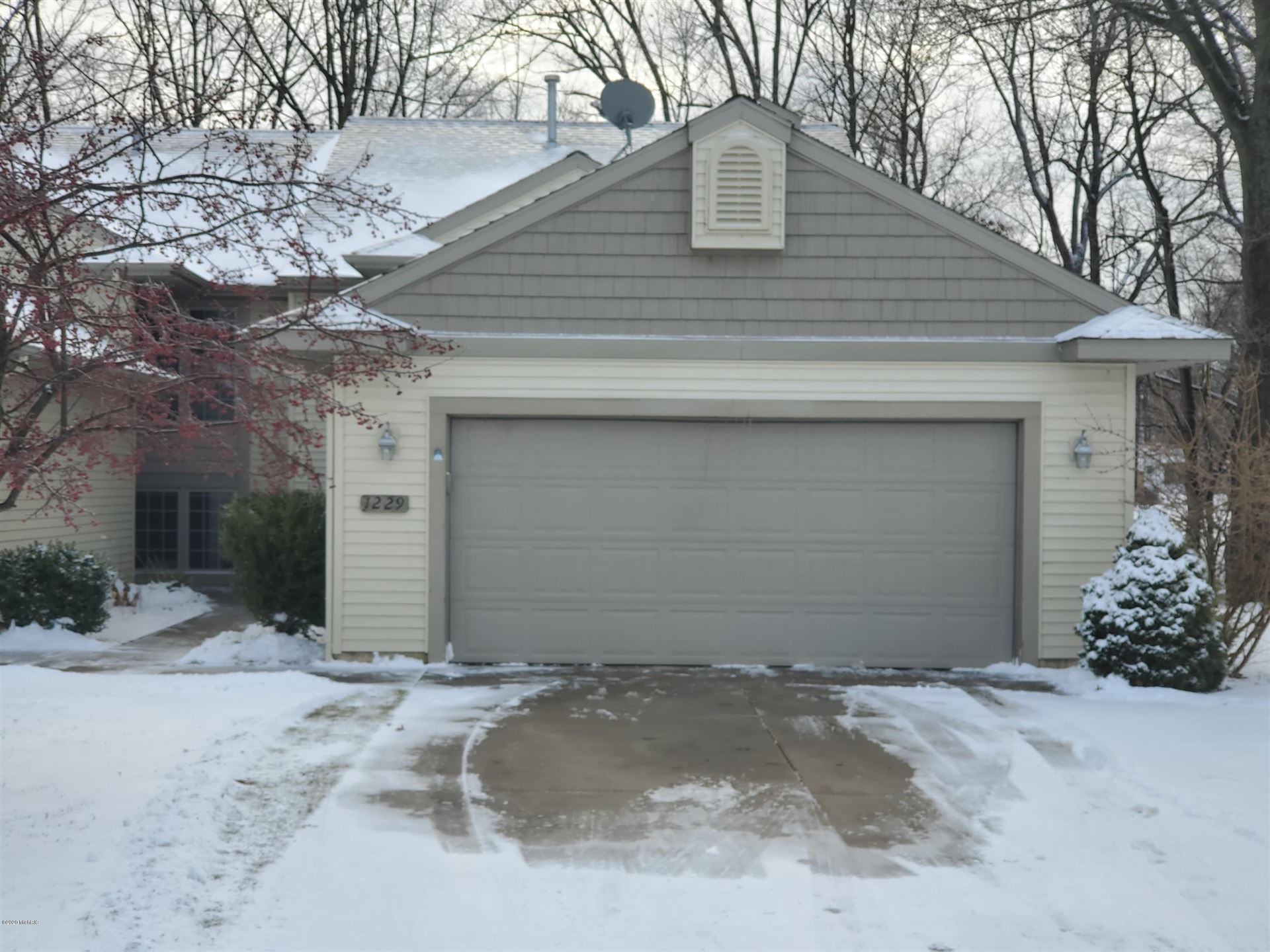 1229 S Timberview Drive, Whitehall, MI 49461 - MLS#: 20001611