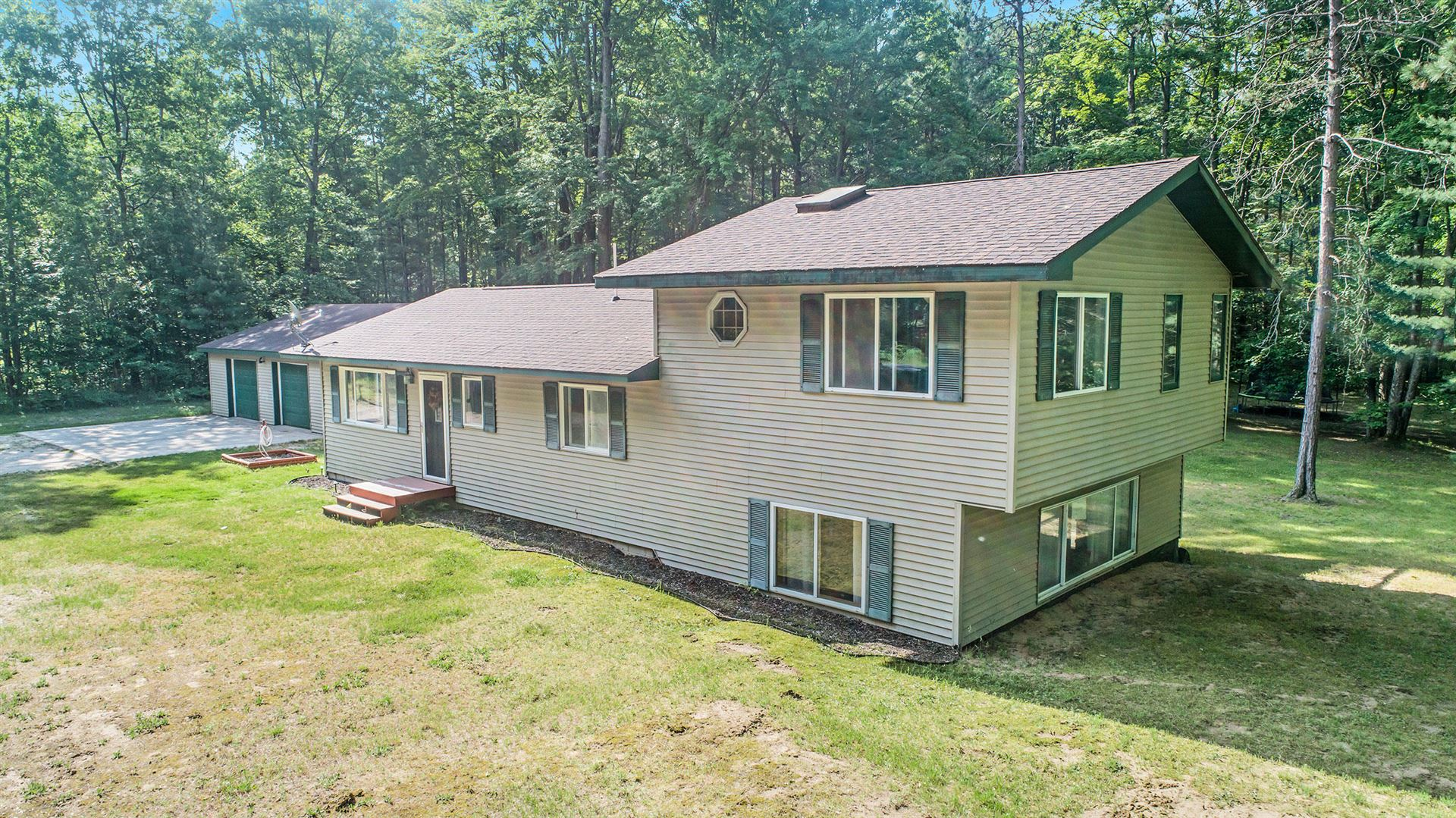 7919 E 5 Mile Road, Luther, MI 49656 - MLS#: 21021611