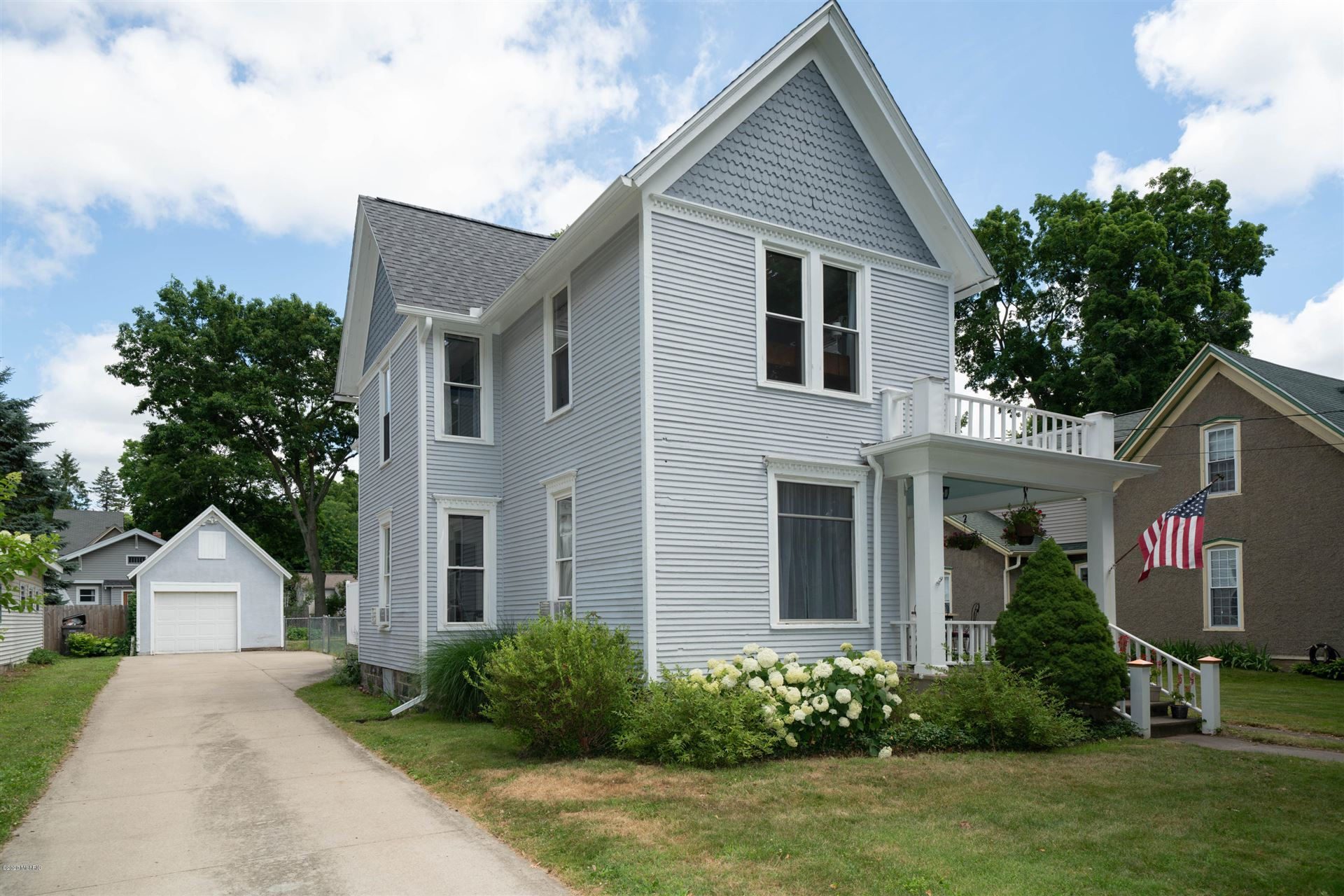 520 W MANSION Street, Marshall, MI 49068 - #: 20027612