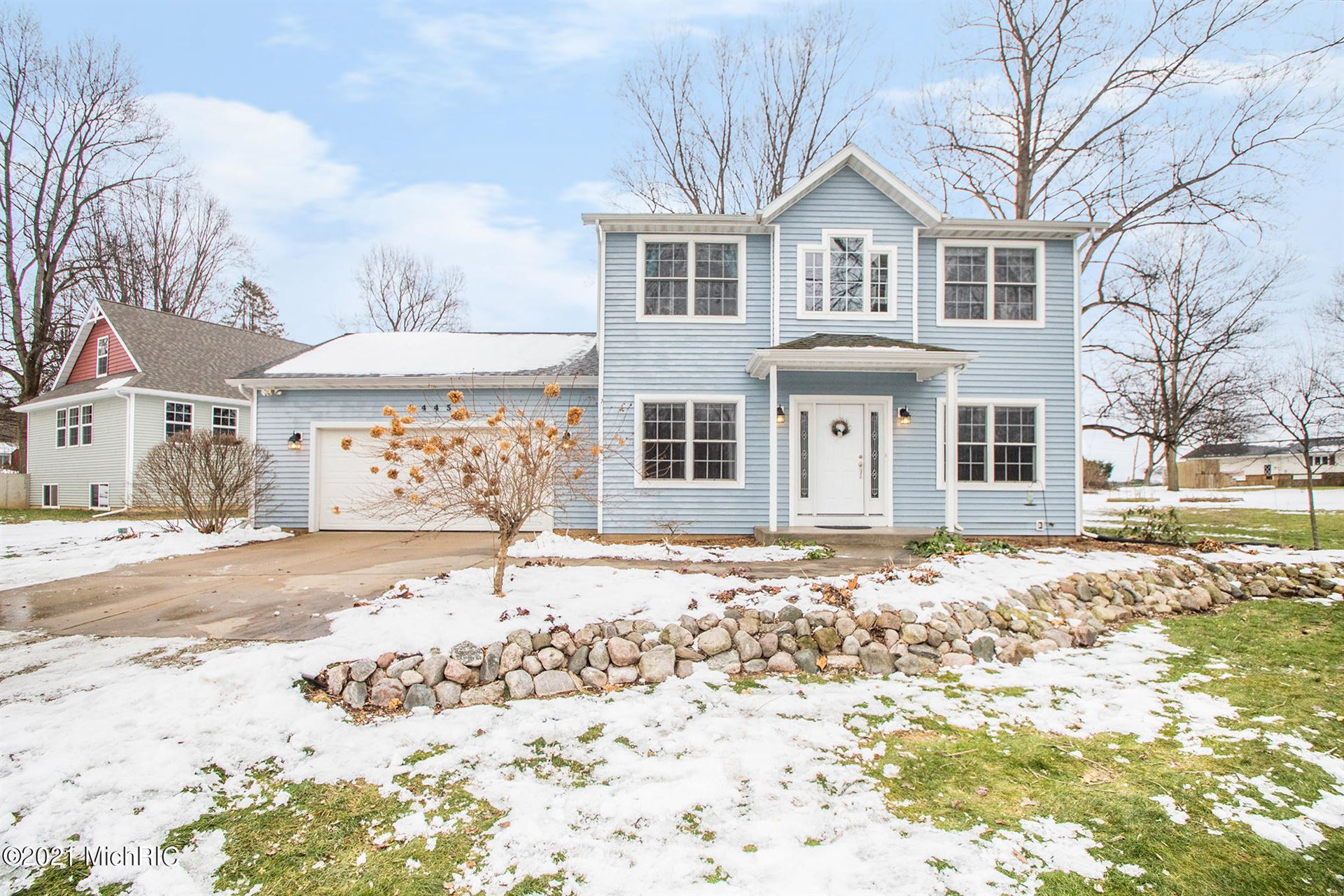 Photo for 2445 Kruger Drive, Niles, MI 49120 (MLS # 21000613)