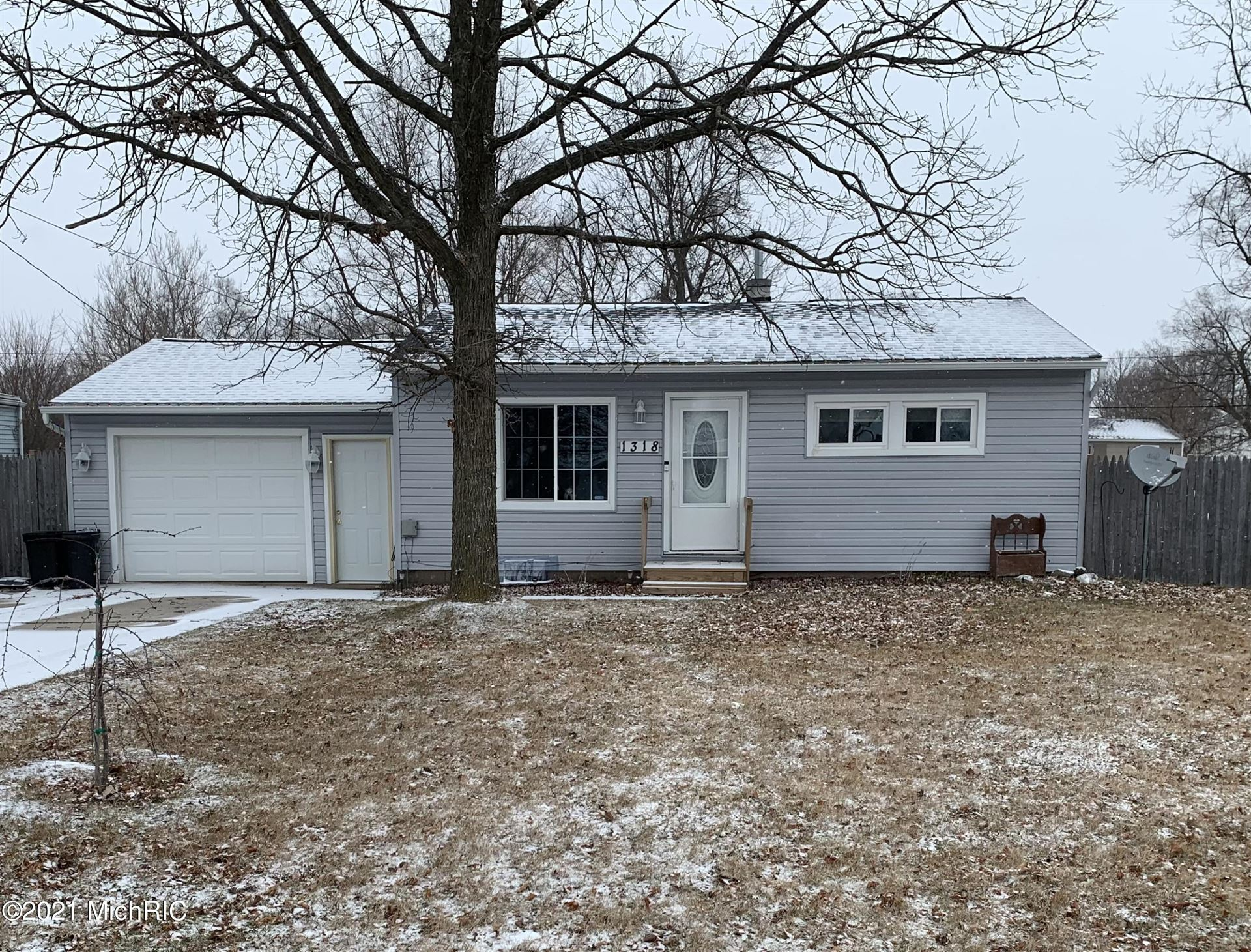 1318 Lakeview Avenue, Battle Creek, MI 49015 - MLS#: 21002614