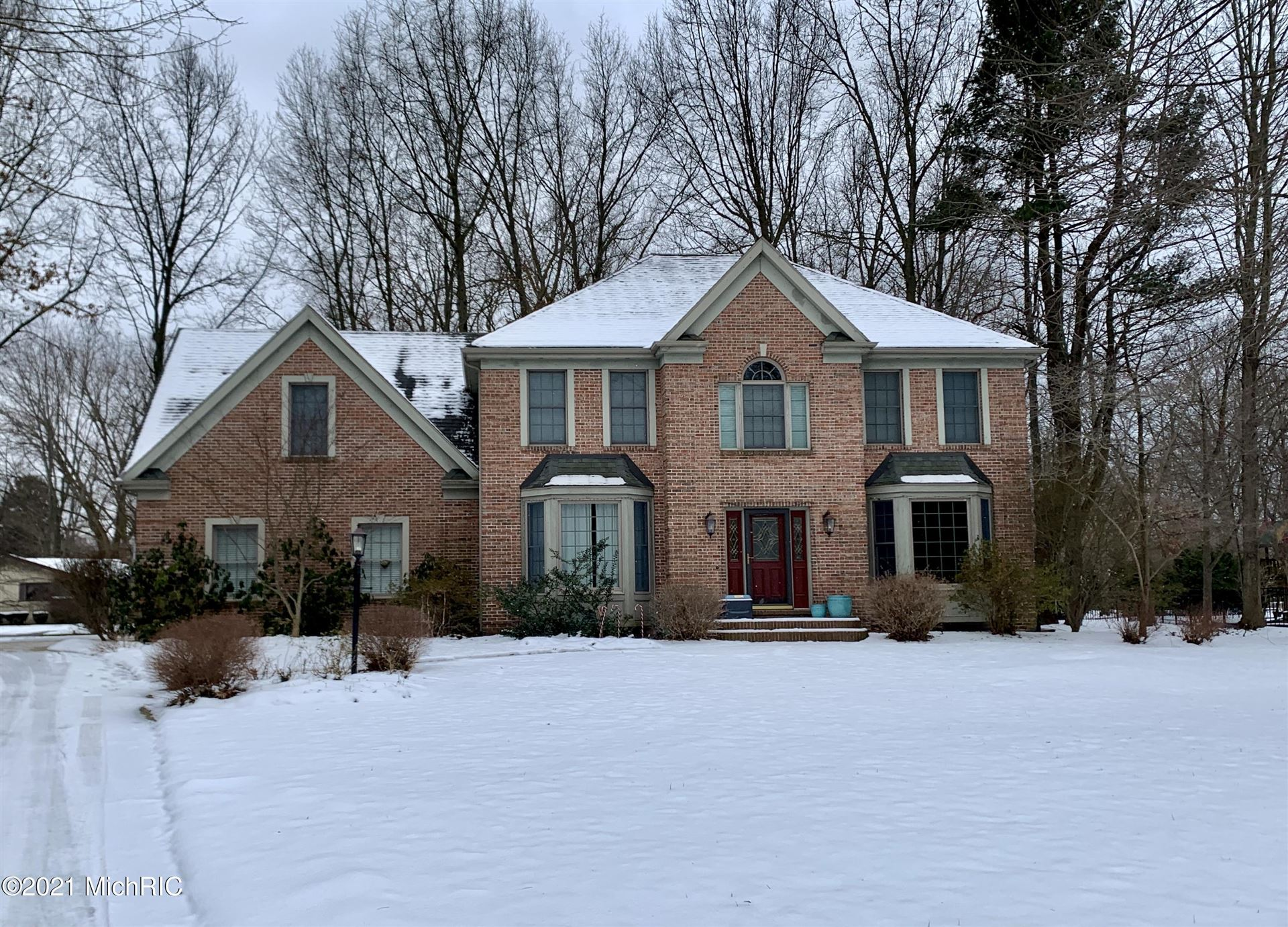 3282 S Estates Place, Saint Joseph, MI 49085 - MLS#: 21002615