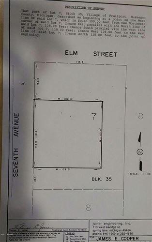 Photo of 0 Peach Street, Fruitport, MI 49415 (MLS # 17010620)