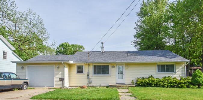10 W Liberty Street, Quincy, MI 49082 - MLS#: 21018622