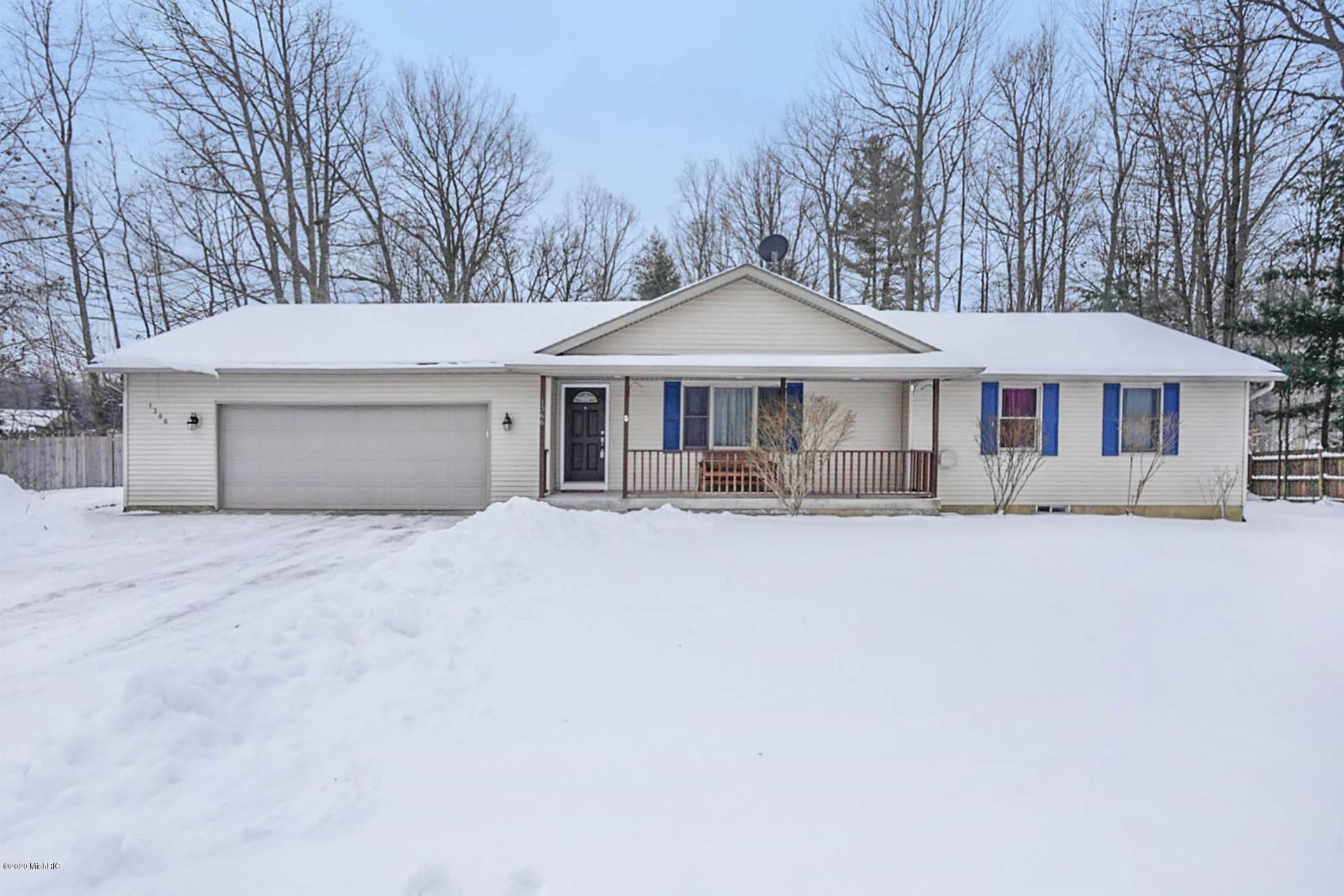 1366 18 Mile Road, Kent City, MI 49330 - #: 19051623