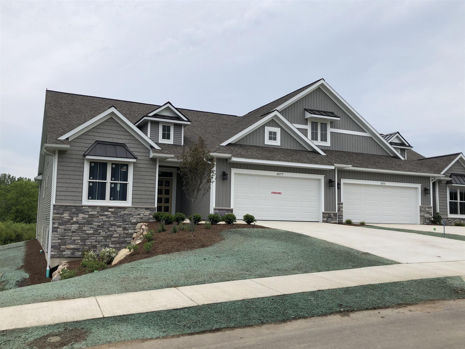6577 Creekside View Drive #19, Grand Rapids, MI 49548 - #: 19042627
